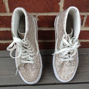 526f84c9d12 Vans Shoes - Vans Chunky Glitter SK8-HI Reissue